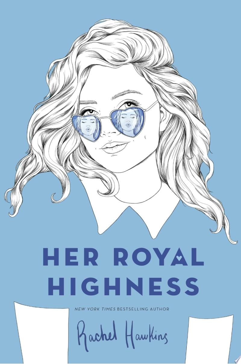 Her Royal Highness banner backdrop