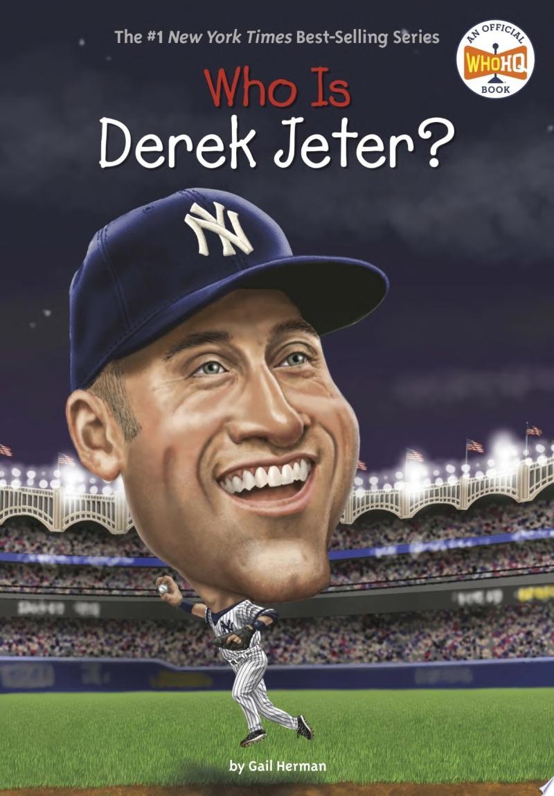 Who Is Derek Jeter? banner backdrop
