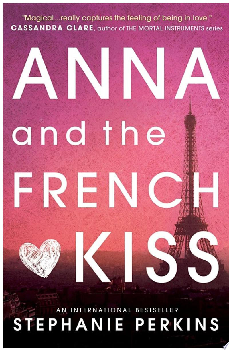 Anna and the French Kiss banner backdrop