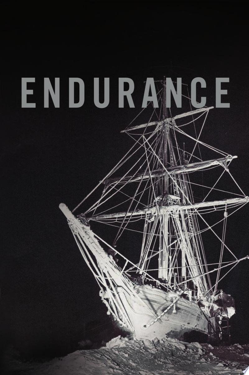 Endurance banner backdrop