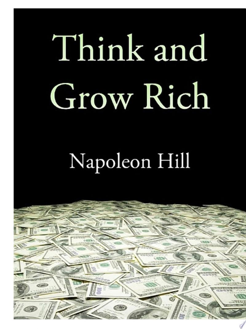 Think and Grow Rich banner backdrop