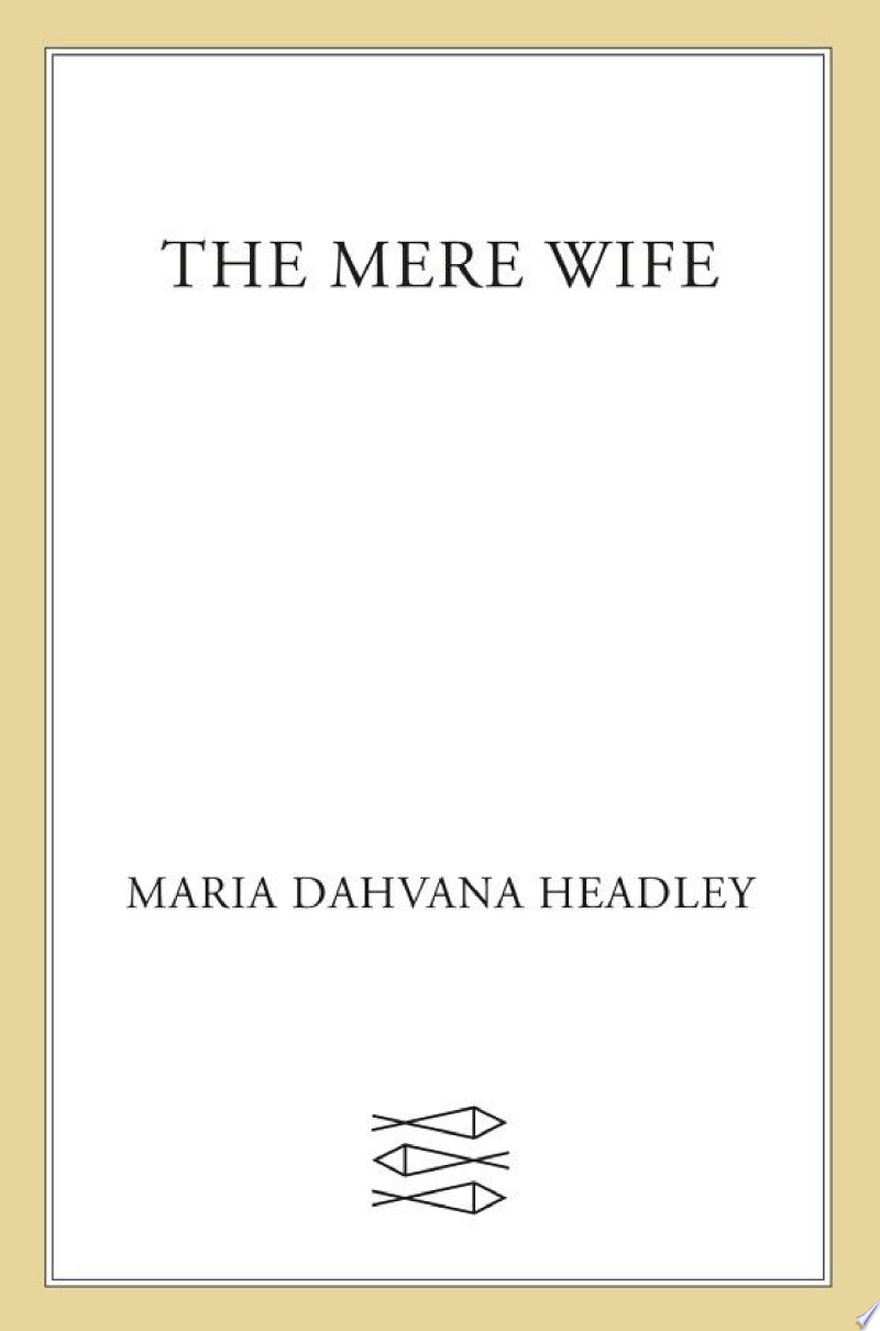 The Mere Wife banner backdrop