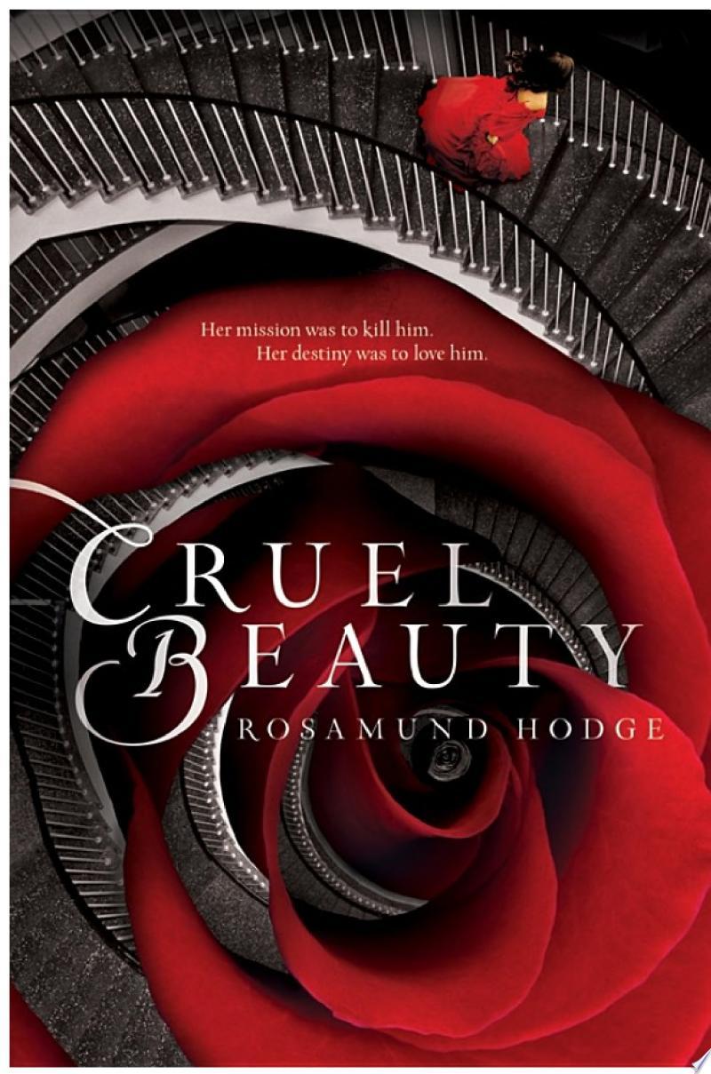 Cruel Beauty banner backdrop