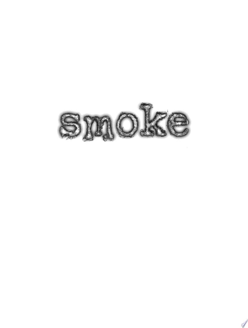 Smoke banner backdrop