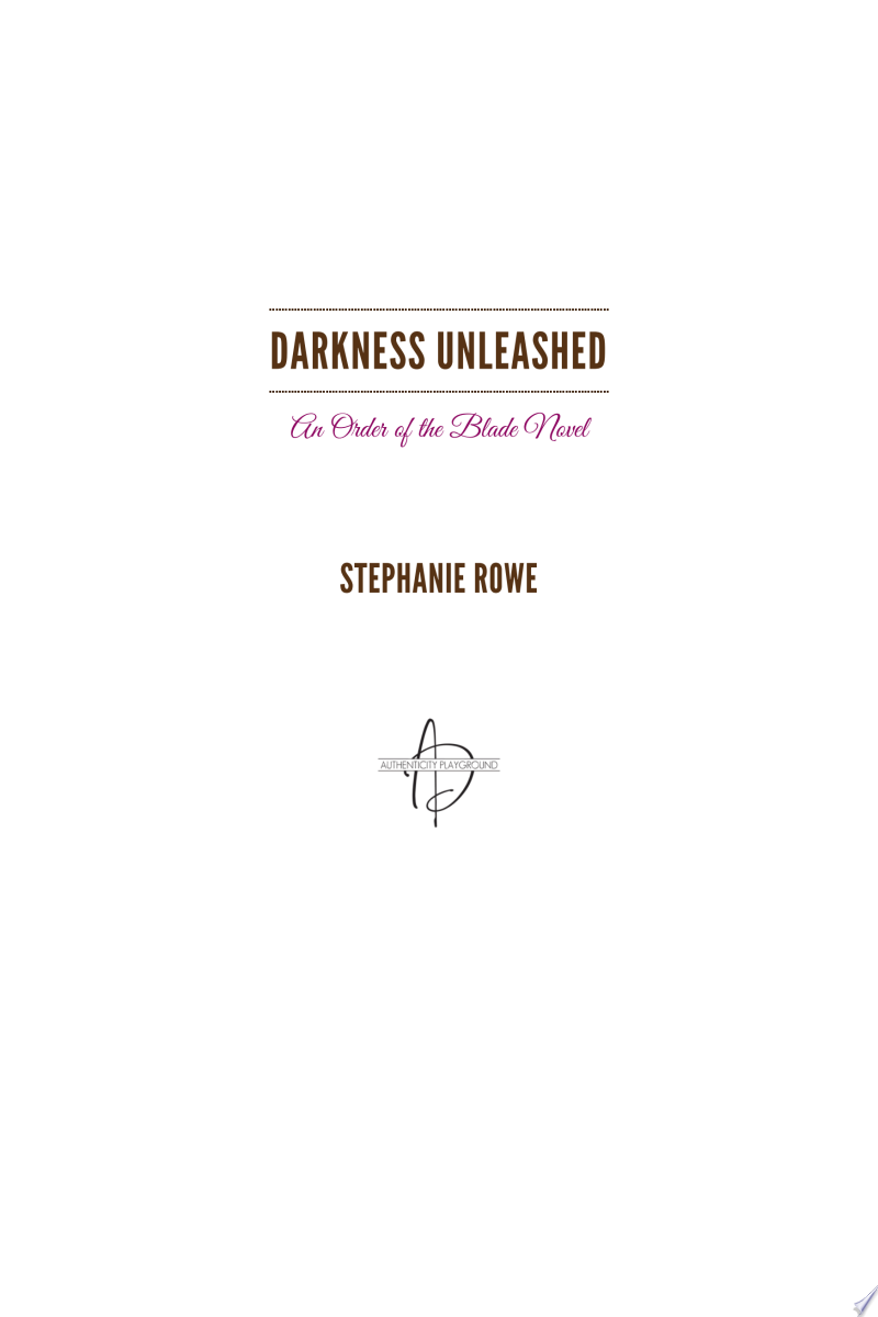 Darkness Unleashed (Order of the Blade) banner backdrop