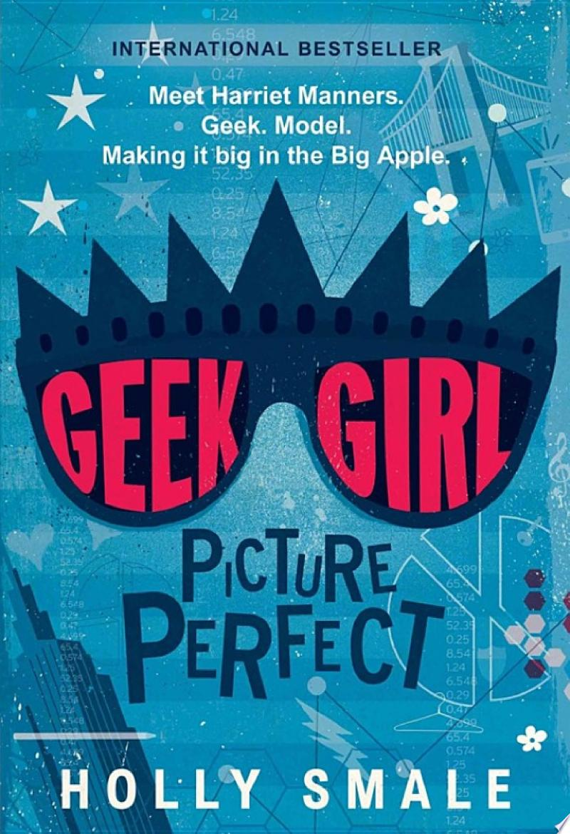 Geek Girl: Picture Perfect banner backdrop