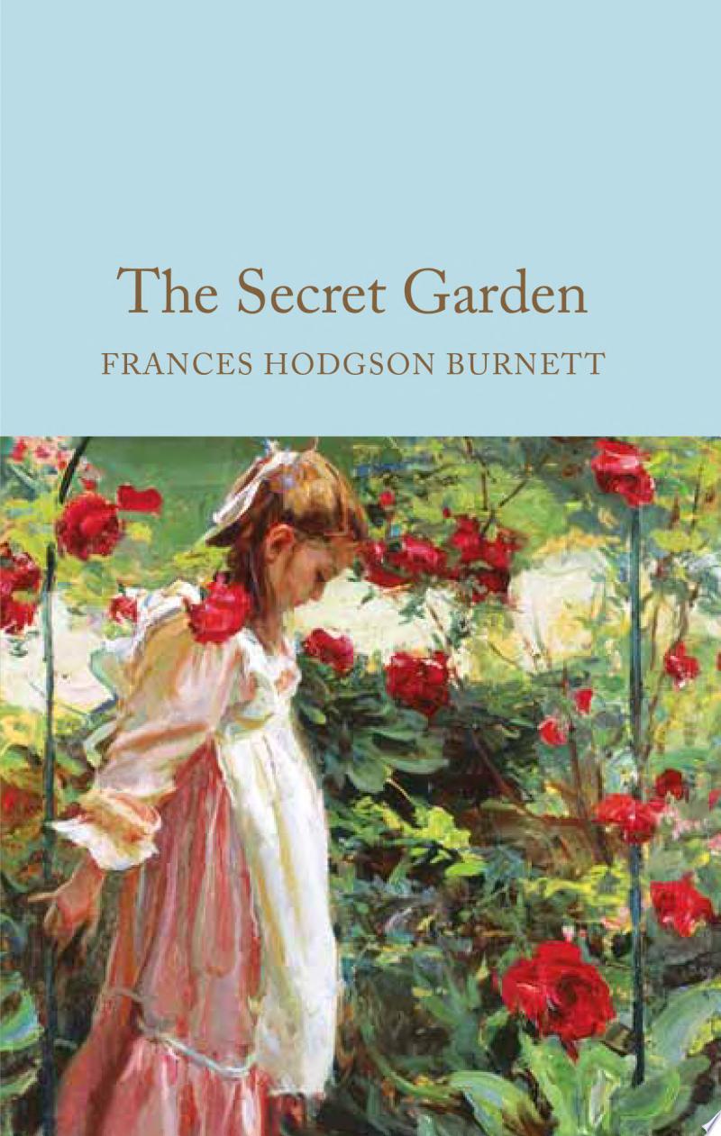 The Secret Garden banner backdrop
