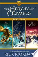Heroes of Olympus: Books I-III image