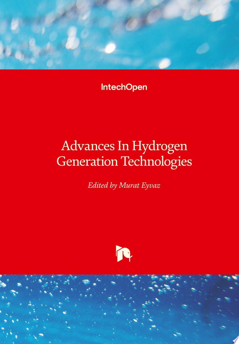 Advances In Hydrogen Generation Technologies banner backdrop