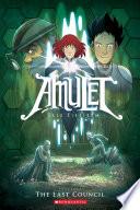 The Last Council (Amulet #4) image