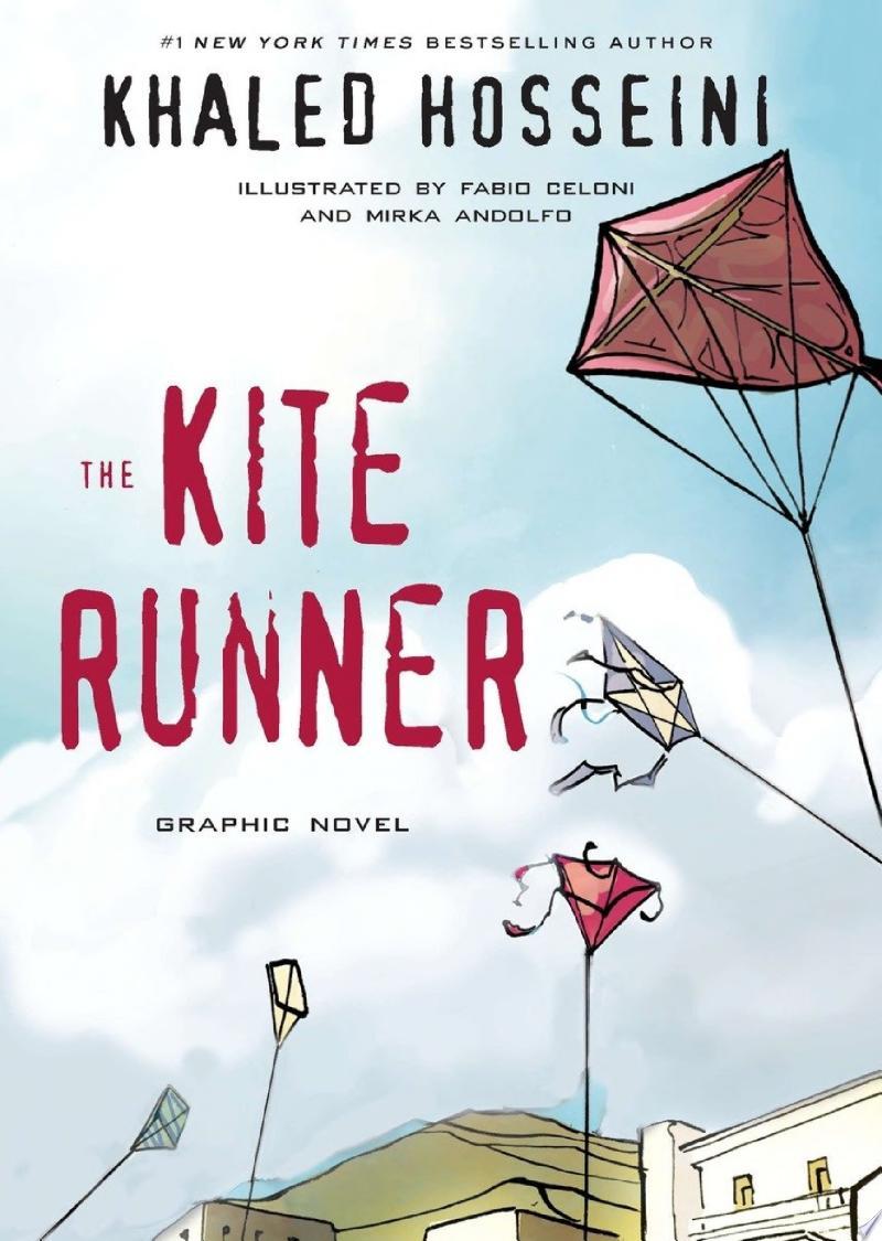 The Kite Runner Graphic Novel banner backdrop