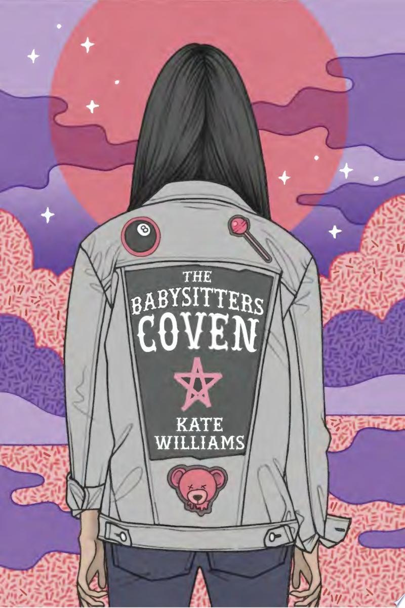 The Babysitters Coven banner backdrop