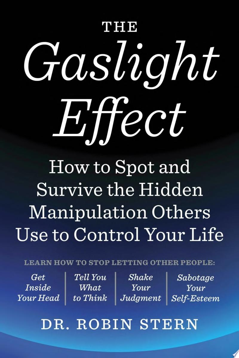 The Gaslight Effect poster
