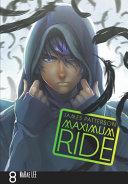 Maximum Ride banner backdrop