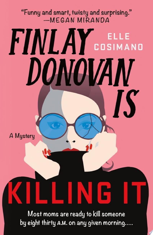 Finlay Donovan Is Killing It banner backdrop