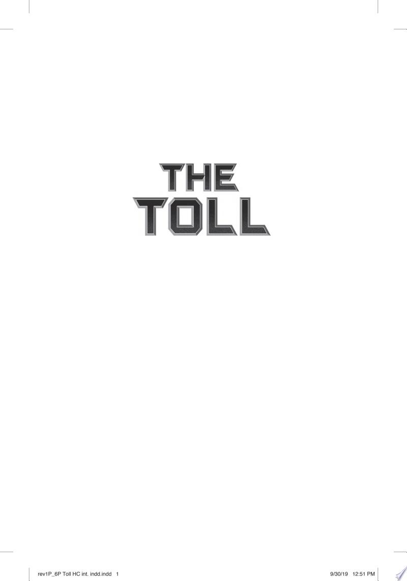 The Toll banner backdrop
