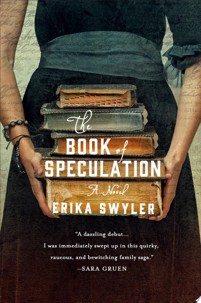 The Book of Speculation banner backdrop
