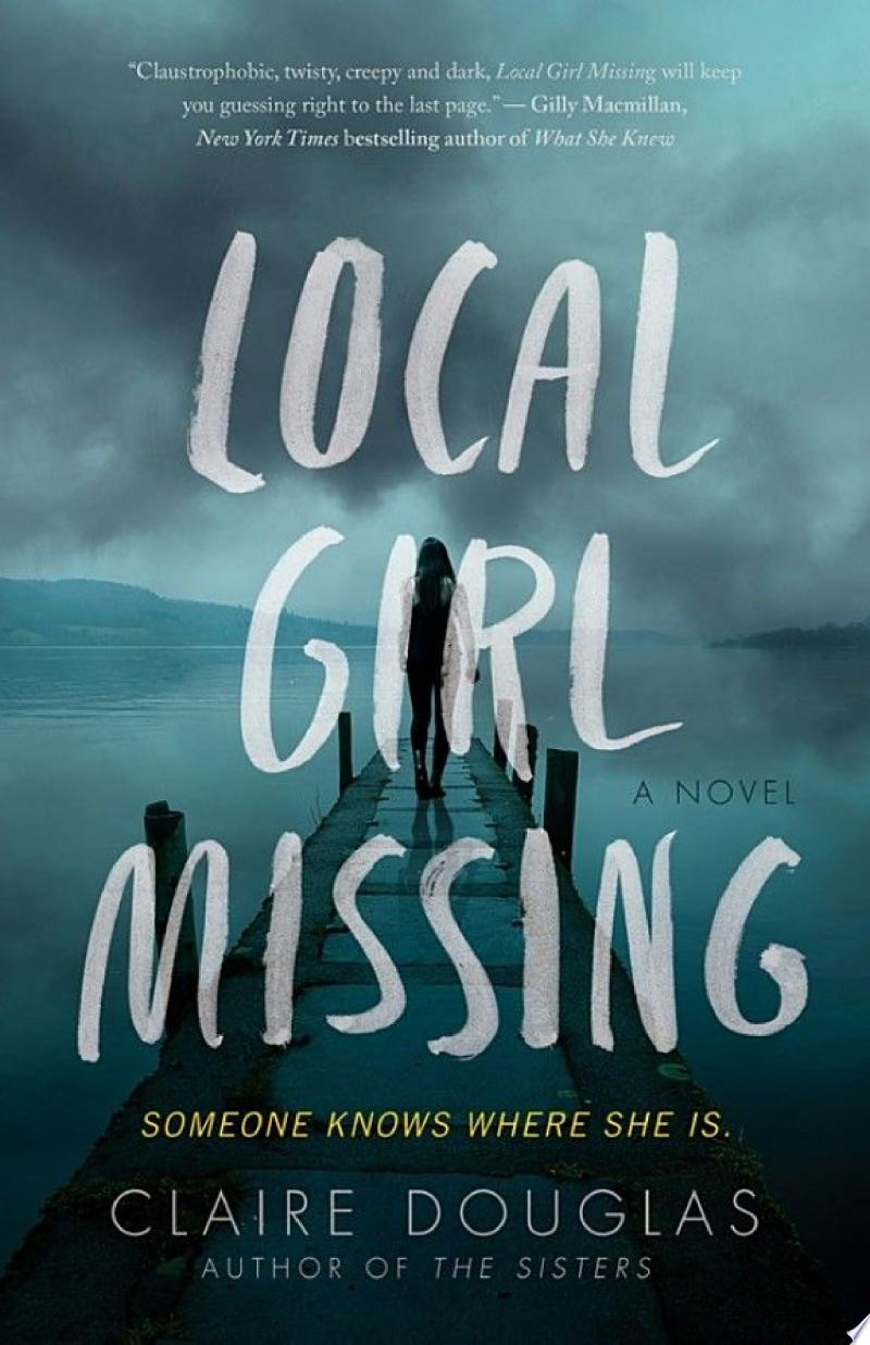 Local Girl Missing banner backdrop