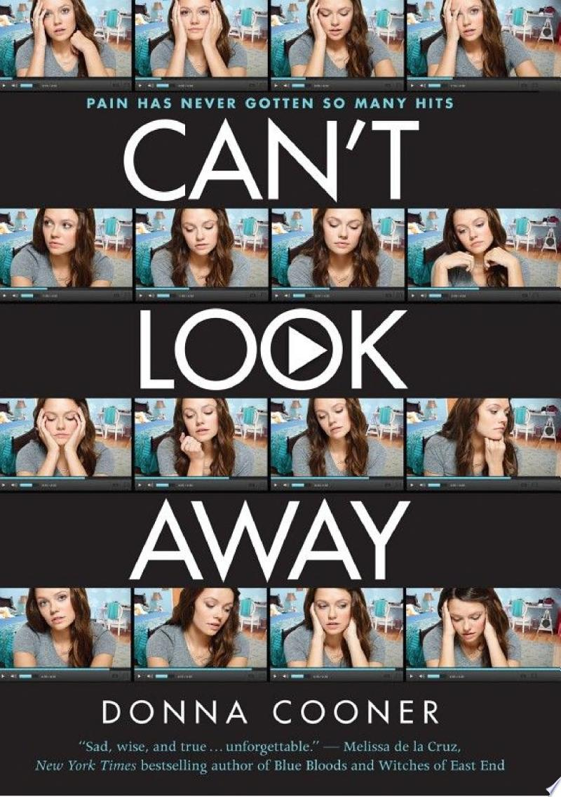 Can't Look Away banner backdrop