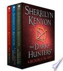 The Dark-Hunters, Books 16-18 image