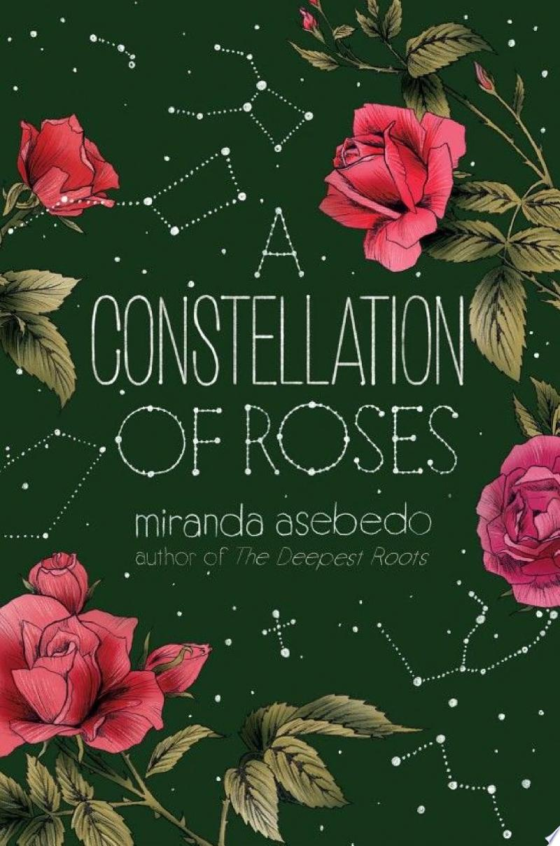 A Constellation of Roses banner backdrop