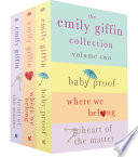 The Emily Giffin Collection: Volume 2 image