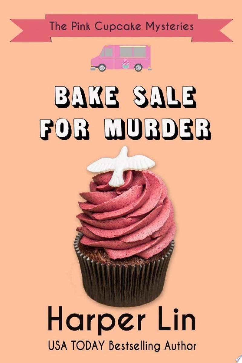 Bake Sale for Murder banner backdrop