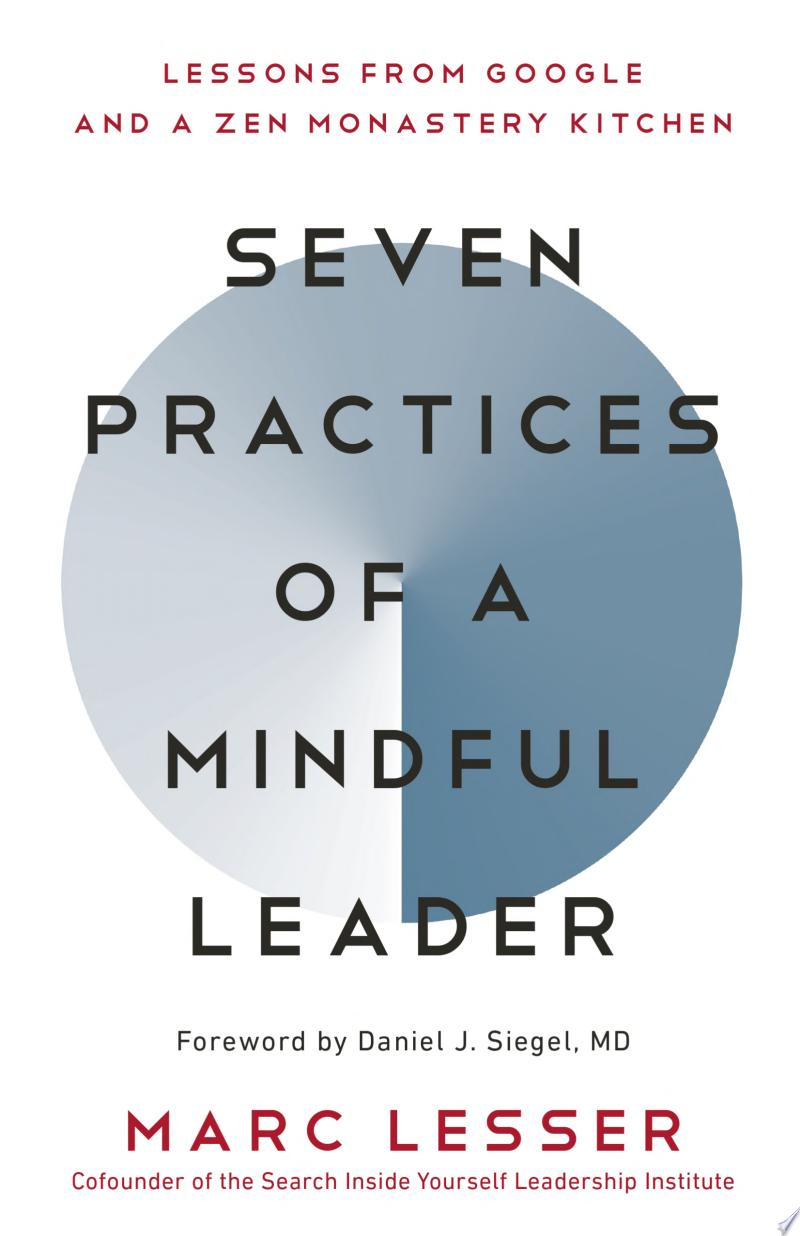Seven Practices of a Mindful Leader banner backdrop