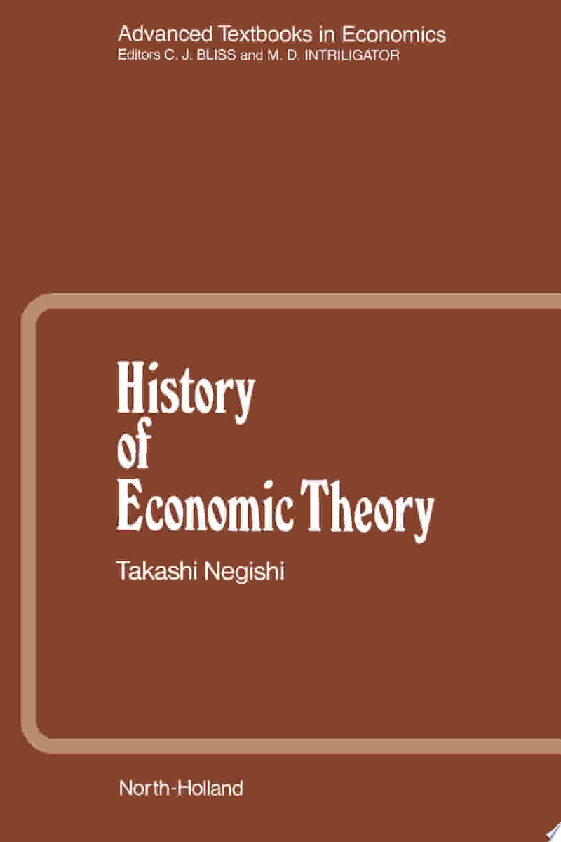 History of Economic Theory banner backdrop