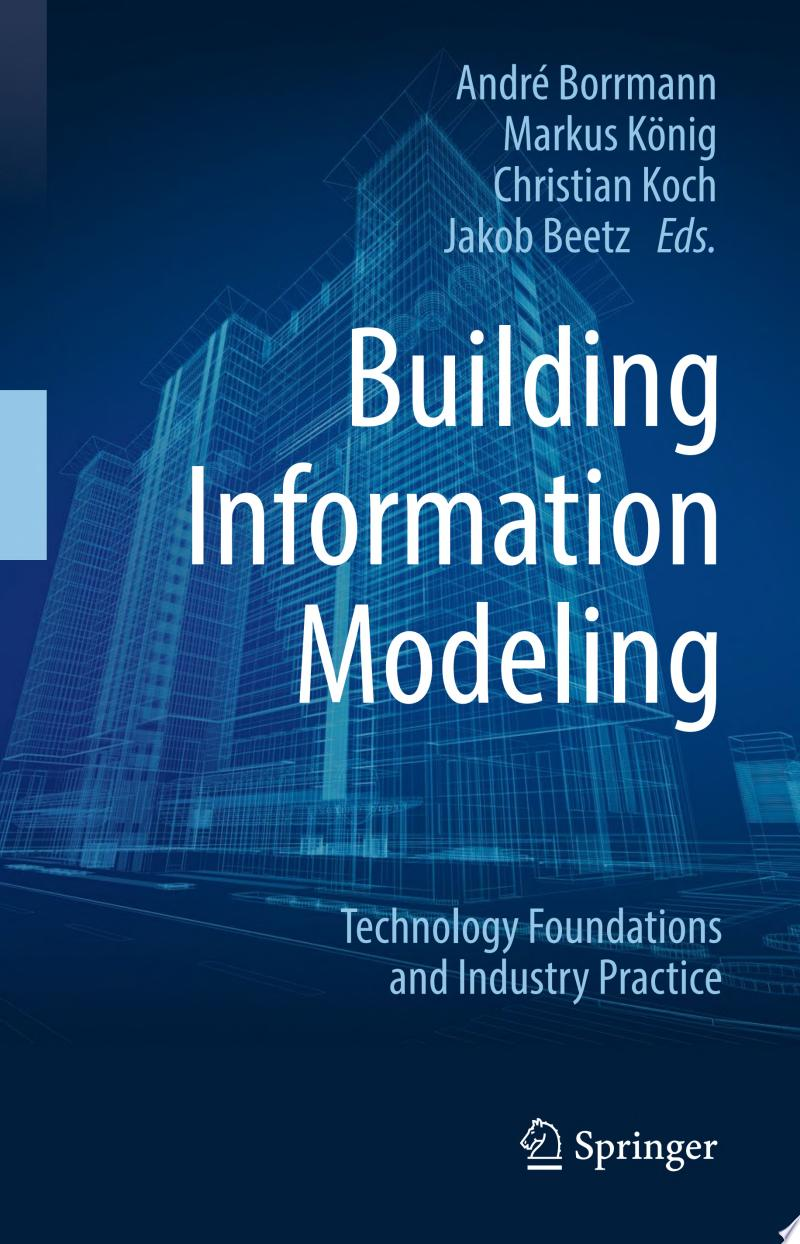 Building Information Modeling banner backdrop