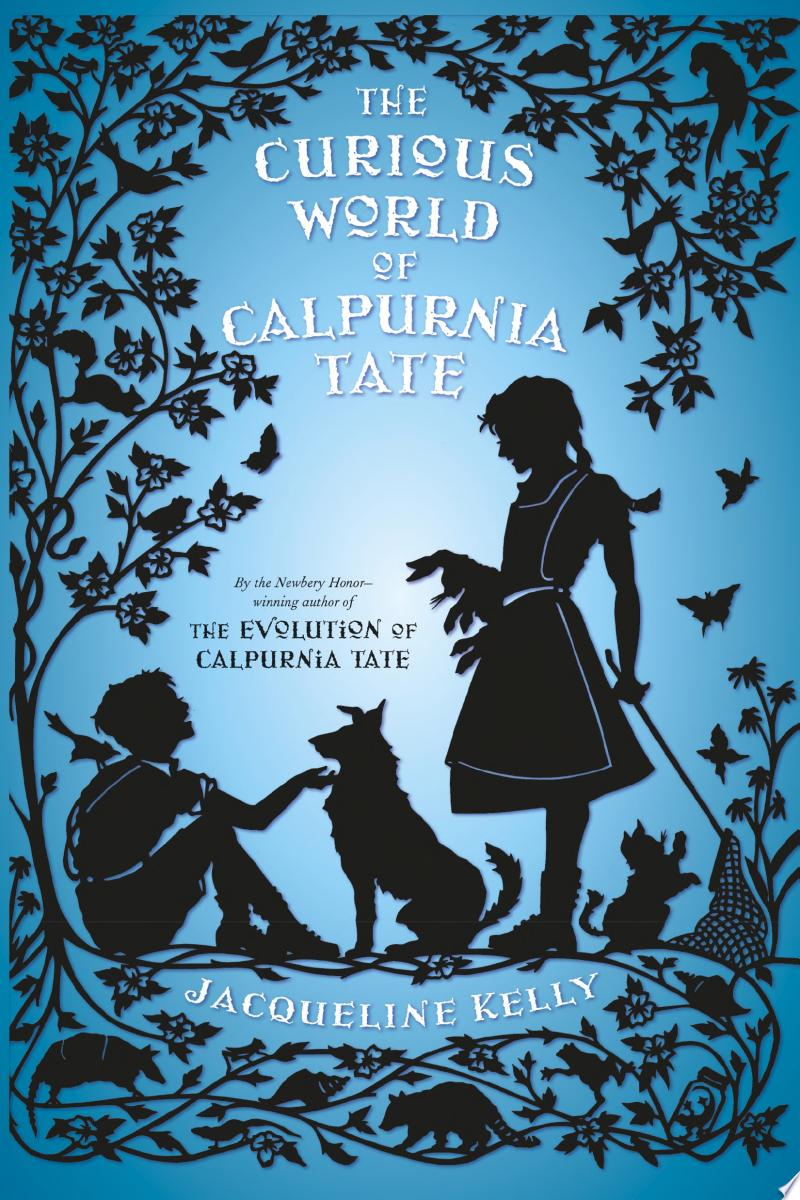 The Curious World of Calpurnia Tate banner backdrop