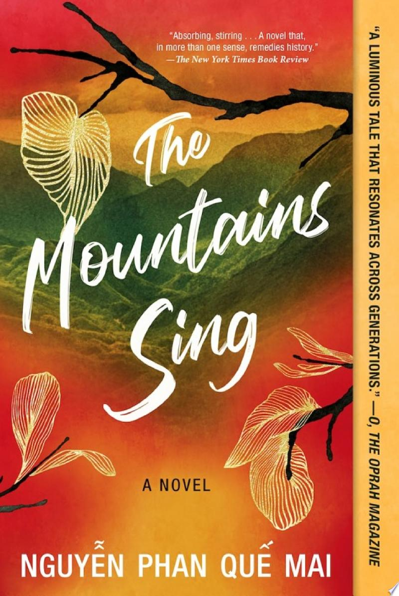The Mountains Sing banner backdrop