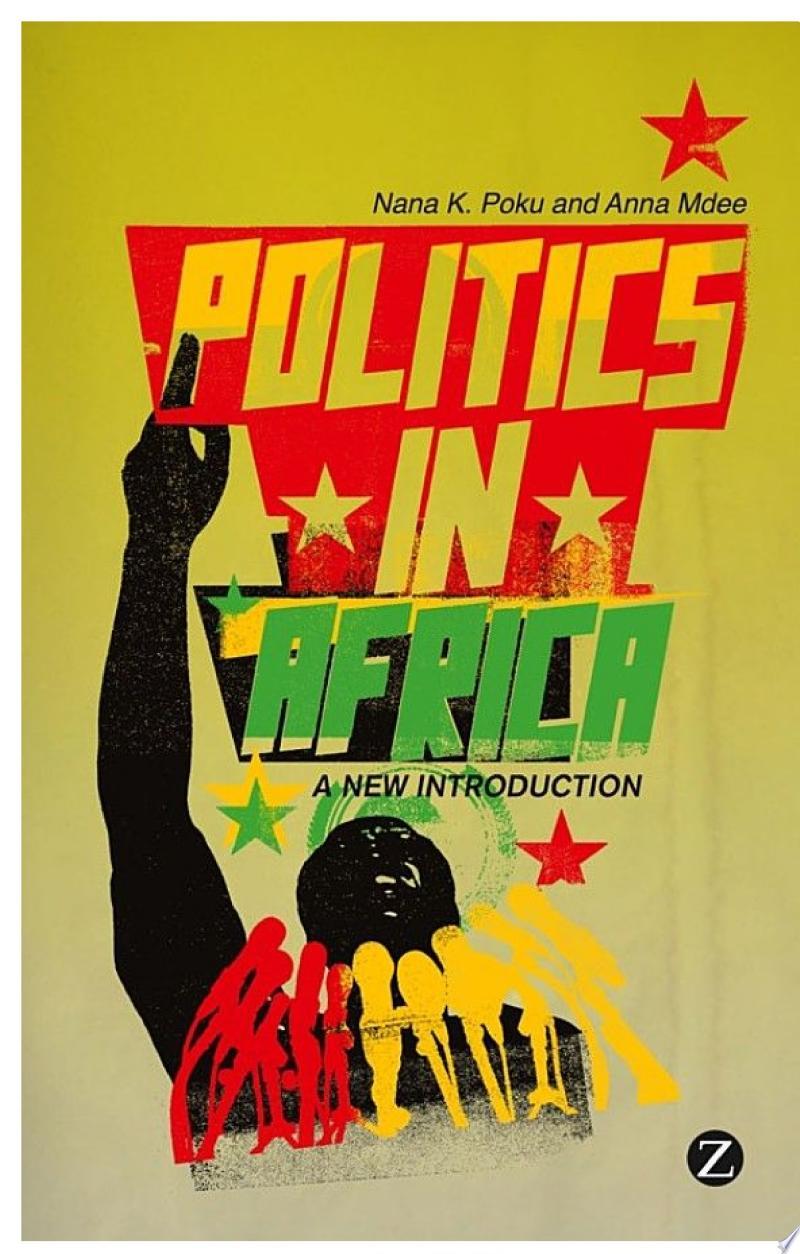 Politics in Africa banner backdrop