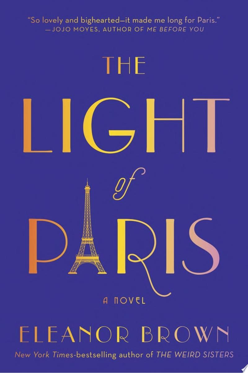 The Light of Paris banner backdrop