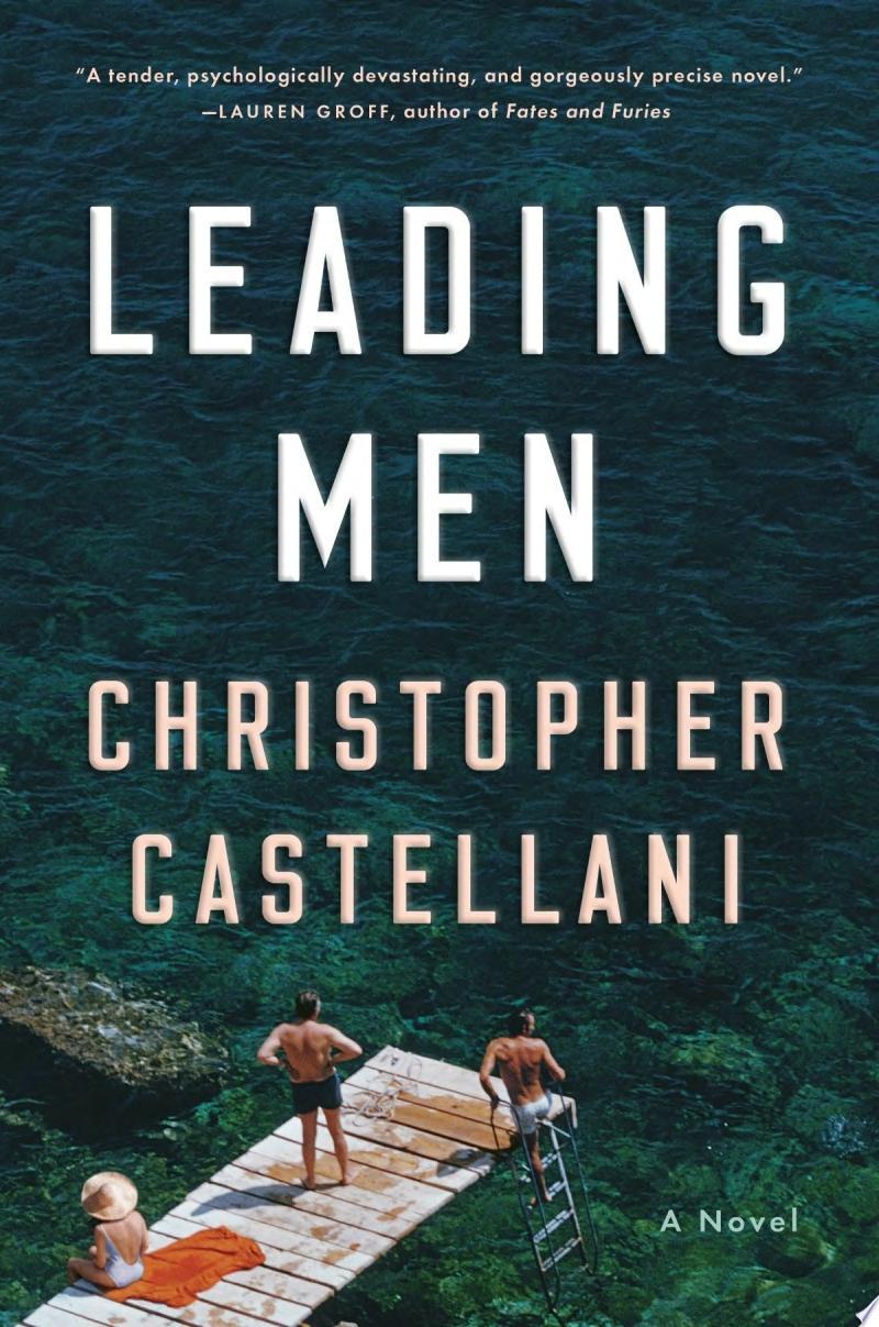 Leading Men banner backdrop