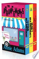 The Arrangements: A Cozy Mystery Box Set image