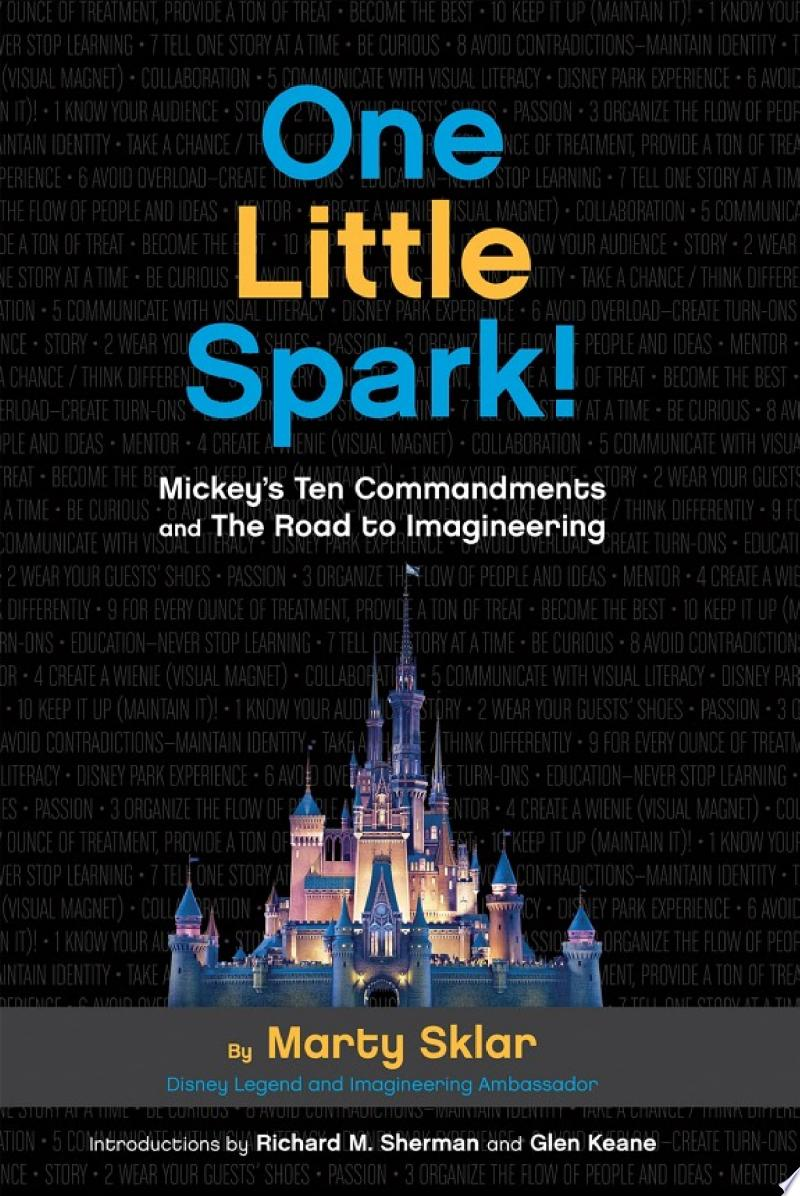 One Little Spark! banner backdrop