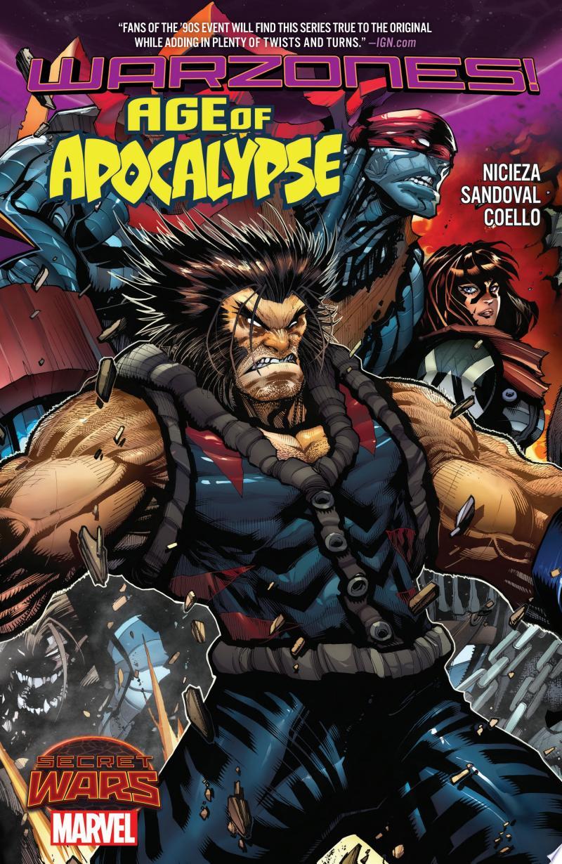 Age of Apocalypse banner backdrop