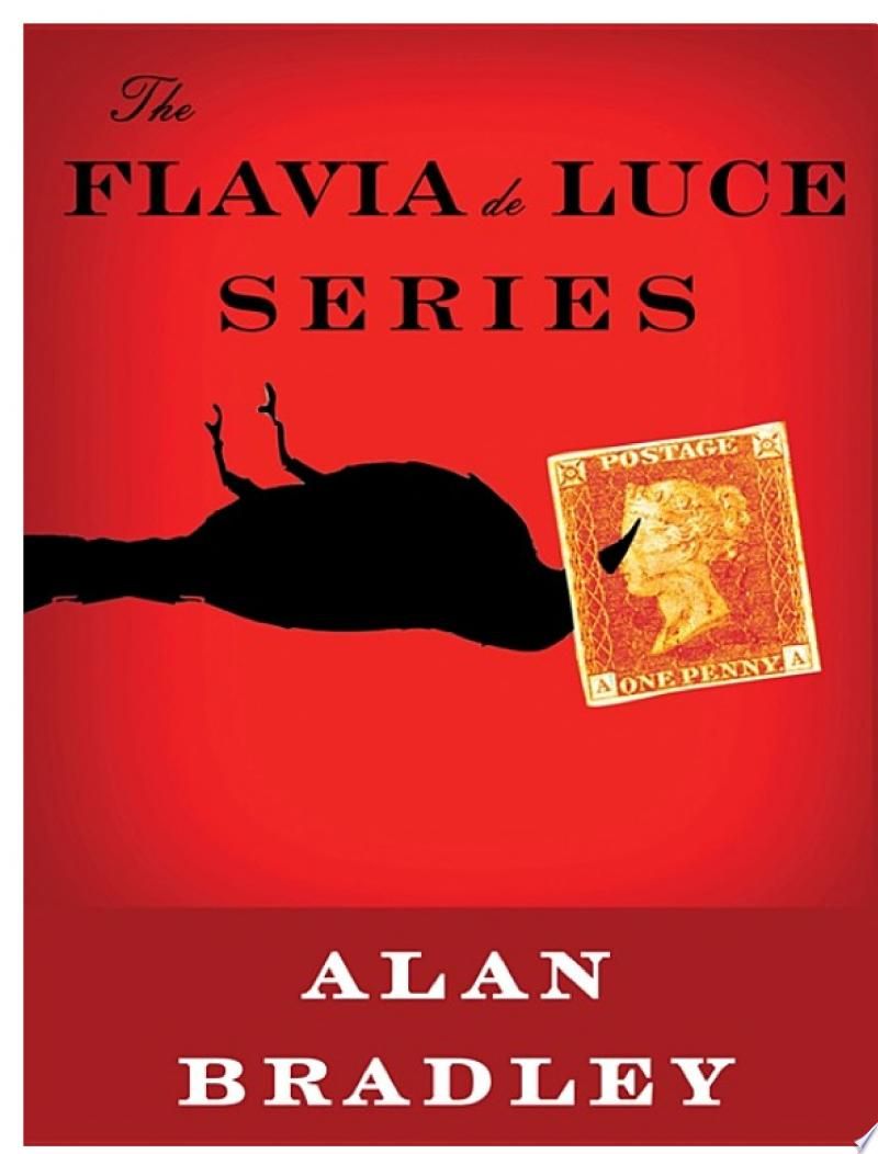 The Flavia de Luce Series 7-Book Bundle banner backdrop