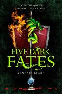 Five Dark Fates: Three Dark Crowns Book 4 image