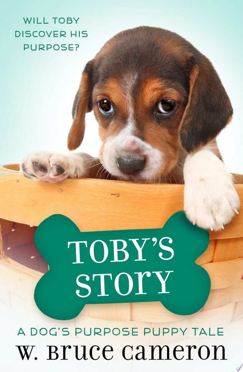 Toby's Story banner backdrop