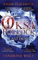 Oksa Pollock: the Last Hope banner backdrop