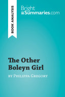 The Other Boleyn Girl by Philippa Gregory (Book Analysis) banner backdrop