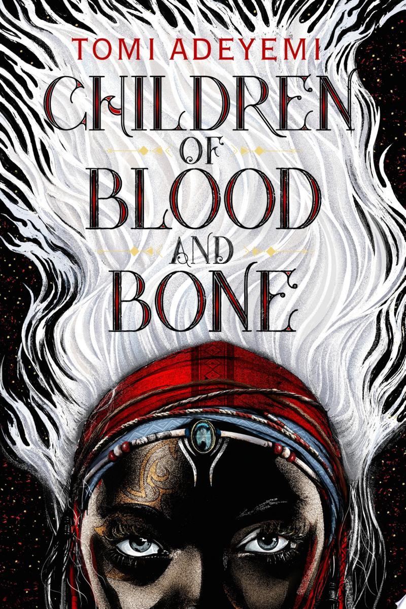 Children of Blood and Bone banner backdrop