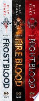 The Frostblood Saga Omnibus image