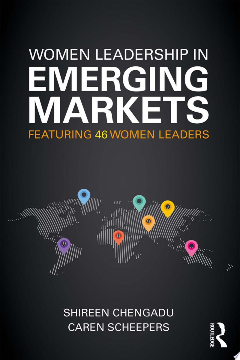 Women Leadership in Emerging Markets banner backdrop