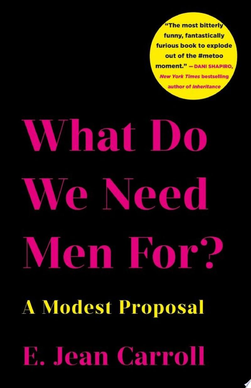 What Do We Need Men For? banner backdrop