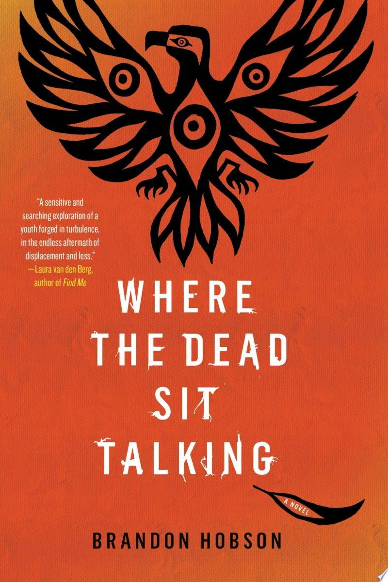 Where the Dead Sit Talking banner backdrop
