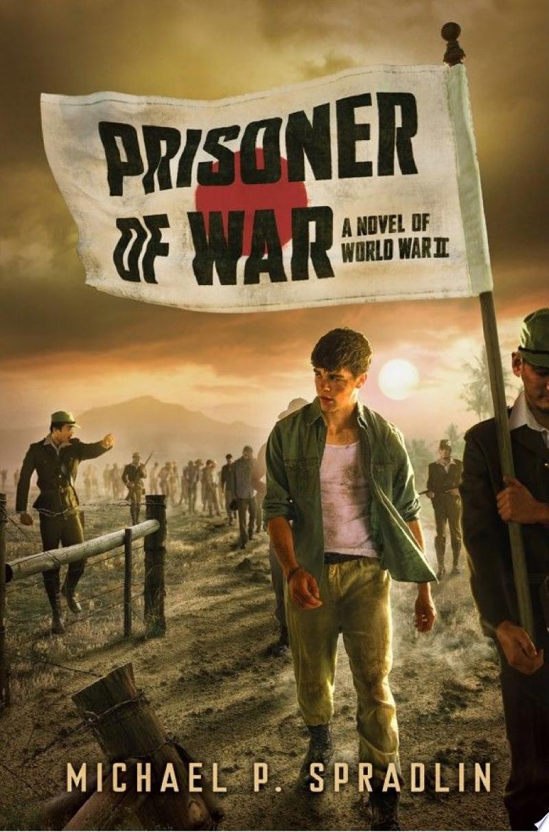 Prisoner of War banner backdrop