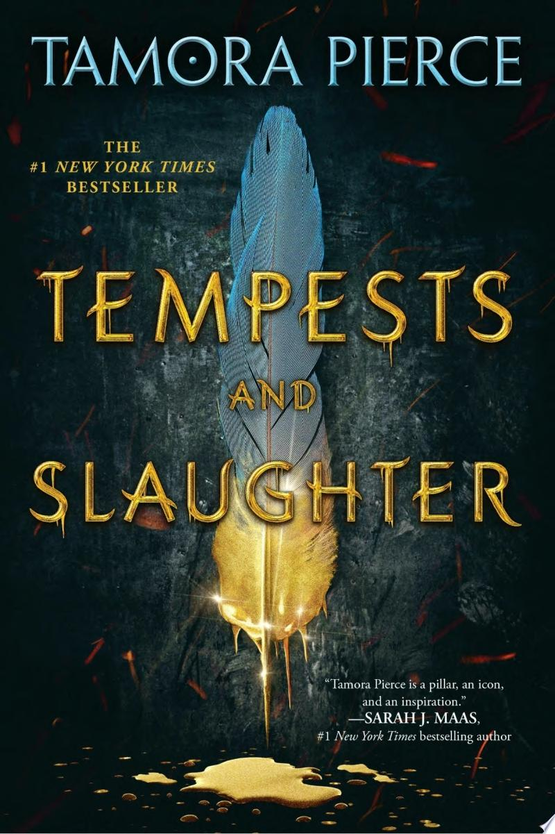 Tempests and Slaughter banner backdrop